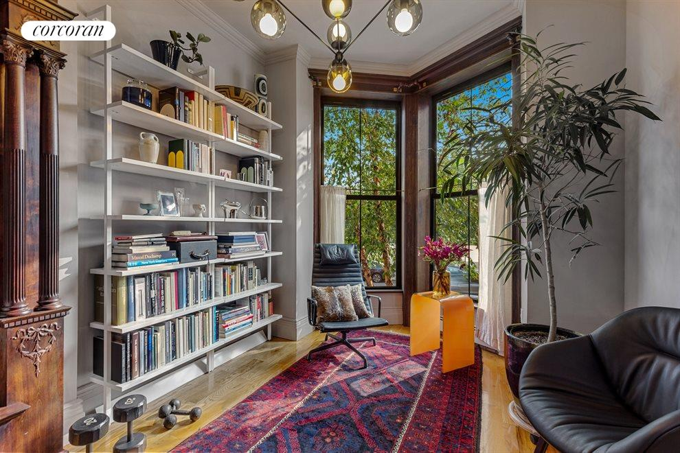 New York City Real Estate | View 120 PATCHEN AVE | Second bedroom