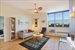 689 FORT WASHINGTON AVE, PH5, Living Room