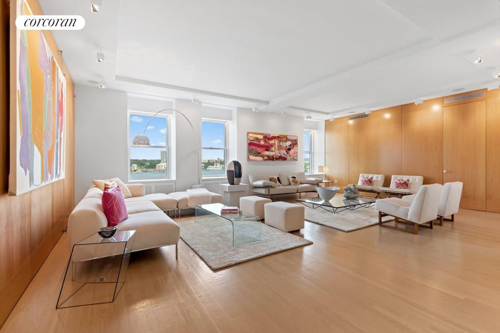 New York City Real Estate | View 137 Riverside Drive, #6/7D | 5 Beds, 3 Baths