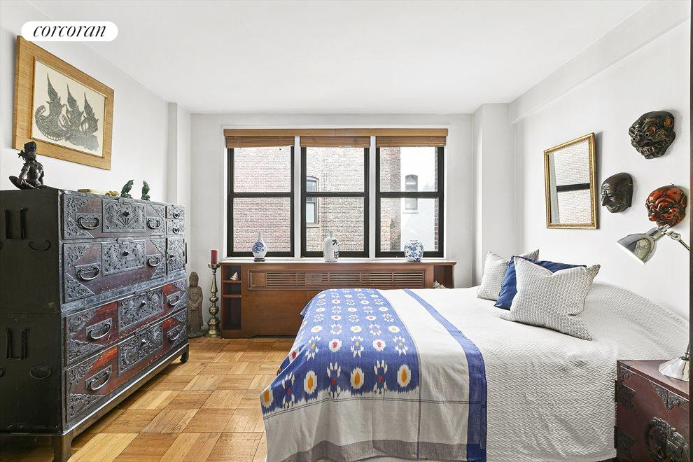 New York City Real Estate | View 241 East 76th Street, #7A | Sleeping Area