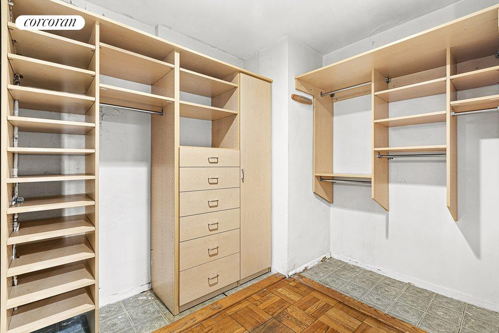 New York City Real Estate | View 241 East 76th Street, #7A | Walk In Closet