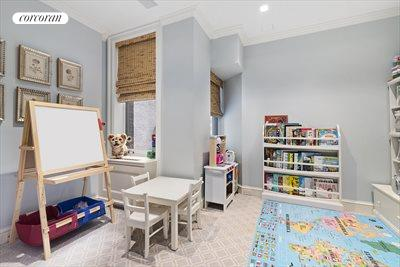 New York City Real Estate | View 830 Park Avenue, #7-8A | Playroom/5th Bedroom