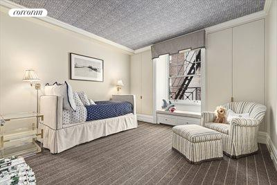 New York City Real Estate | View 830 Park Avenue, #7-8A | BR  #4; spacious with great storage