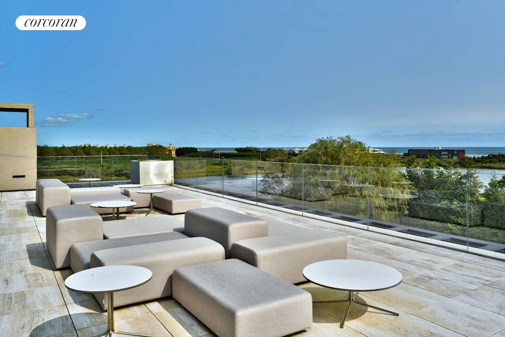 The Hamptons Real Estate | View 142 Crestview Lane | roof deck views