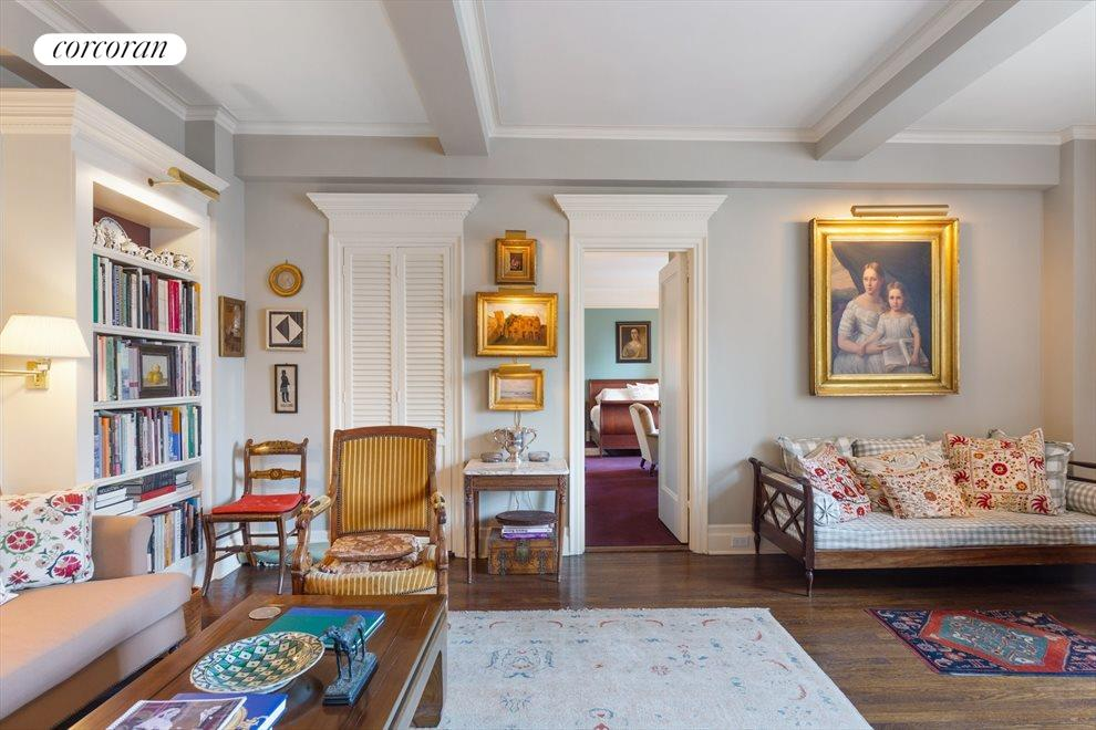New York City Real Estate | View 175 East 79th Street, #14C | Living Room/Bedroom