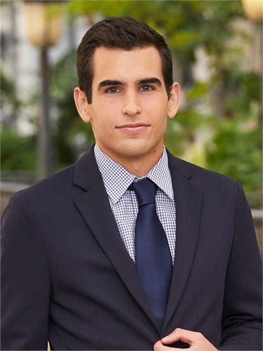 Nicolas Paredes, a top realtor in New York City for Corcoran, a real estate firm in Chelsea/Flatiron.