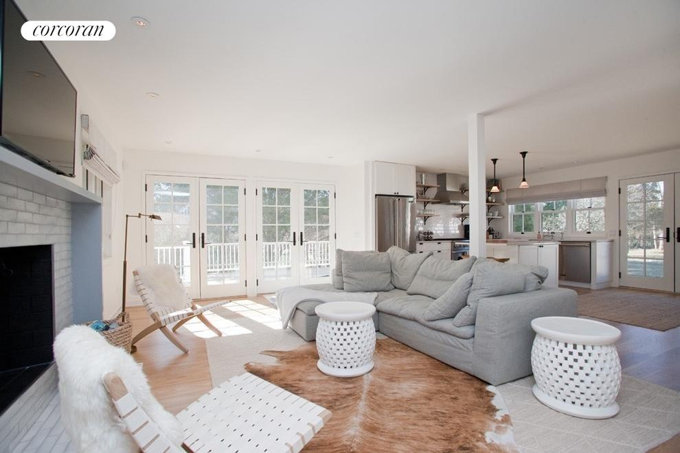 The Hamptons Real Estate | View 476 Blank Lane | cozy