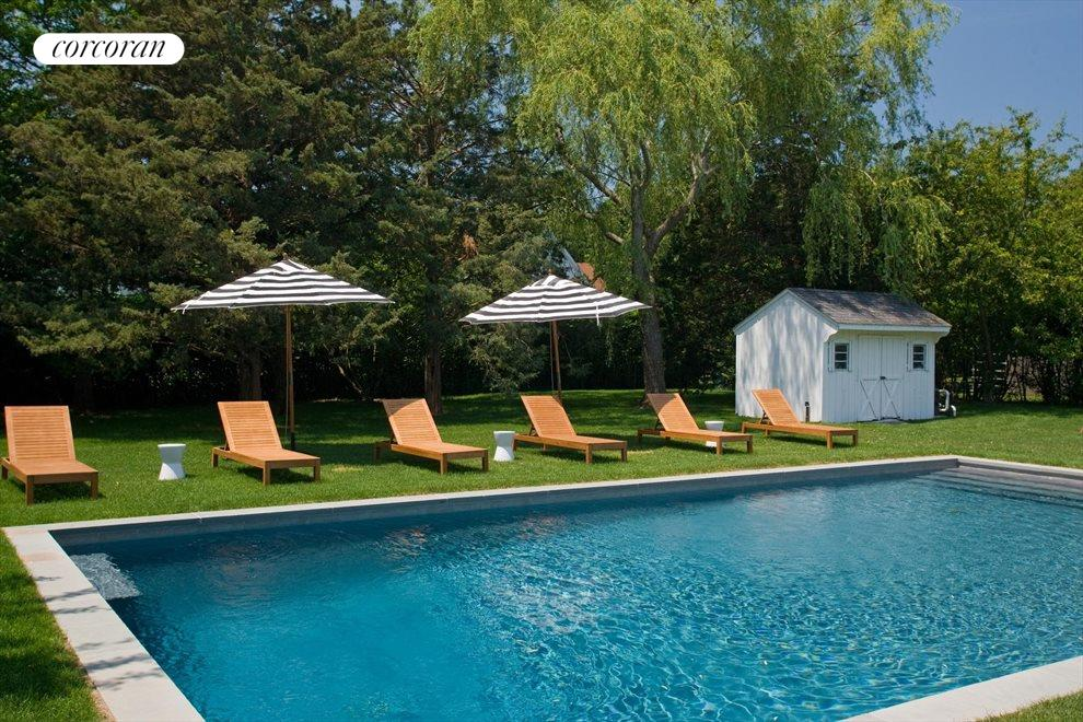 The Hamptons Real Estate | View 476 Blank Lane | Lounging