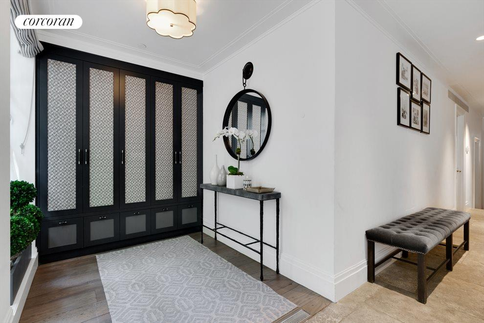 New York City Real Estate | View 163 East 82nd Street | Foyer - Garden Level
