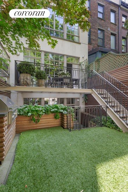 New York City Real Estate | View 163 East 82nd Street | Garden