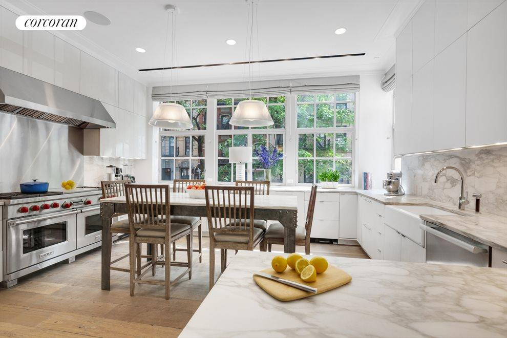 New York City Real Estate | View 163 East 82nd Street | Chef's Kitchen