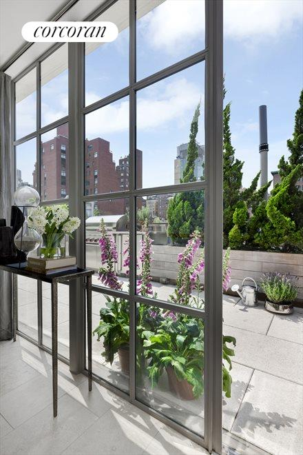New York City Real Estate | View 163 East 82nd Street | Roof Terrace