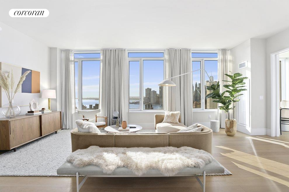 New York City Real Estate | View 1 Clinton Street, #28C | room 1