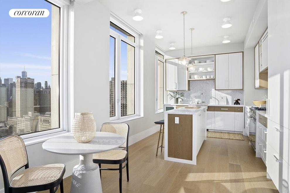 New York City Real Estate | View 1 Clinton Street, #28C | room 4