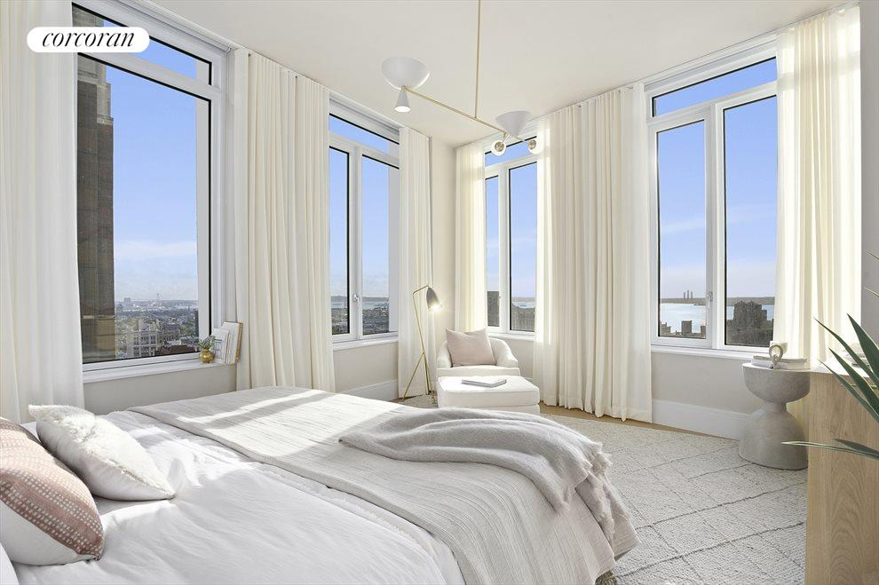New York City Real Estate | View 1 Clinton Street, #28C | room 6