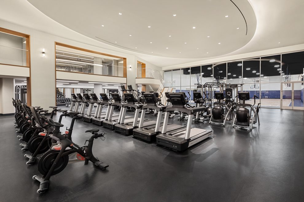Waterline Square | 10 Riverside Blvd | Fitness Center
