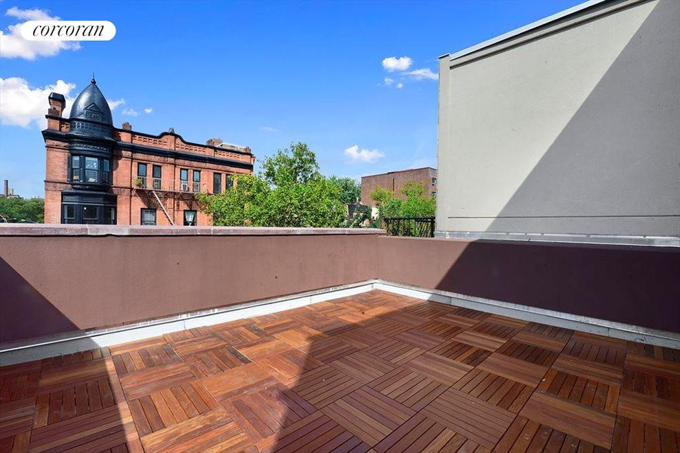 Large Terrace off the Master Suite
