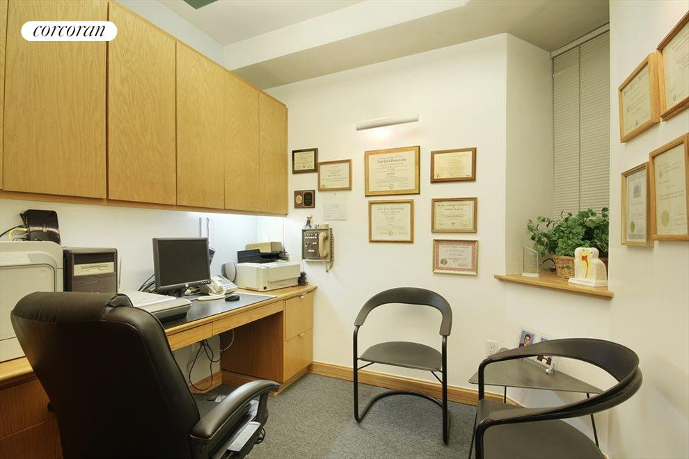 Consultation Room, 53 West 11th Street