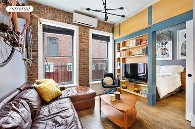New York City Real Estate | View 32 East 2nd Street, #3 | 1 Bed, 1 Bath