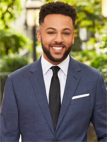 Andrew Hatcher, a top realtor in New York City for Corcoran, a real estate firm in West Side.