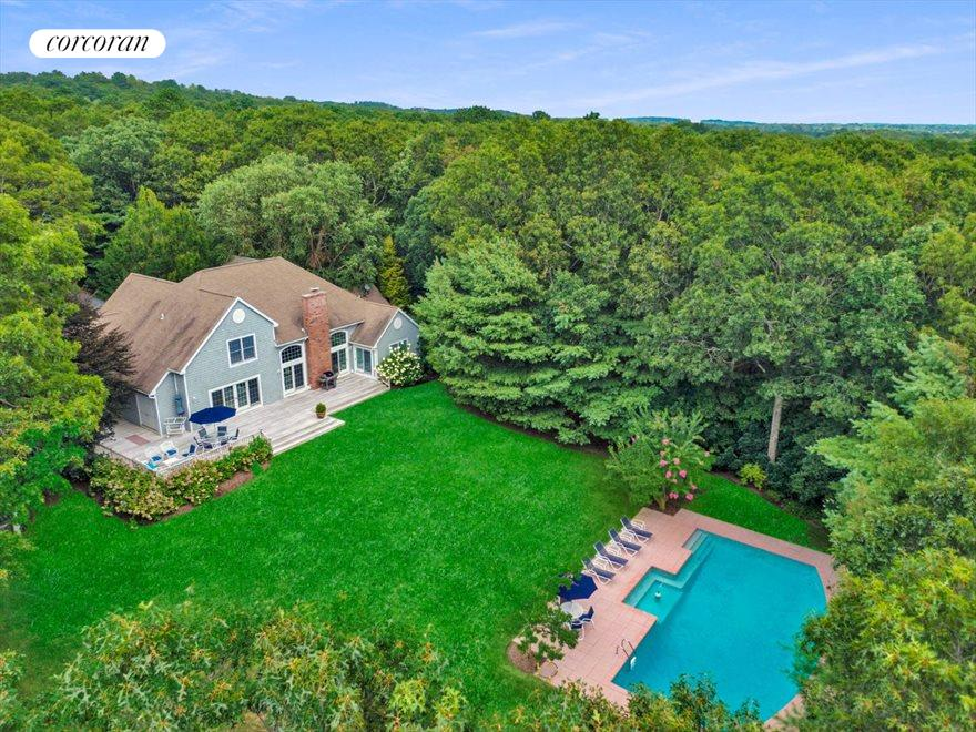 The Hamptons Real Estate | View 204 Little Noyac Path | 4 Beds, 4 Baths