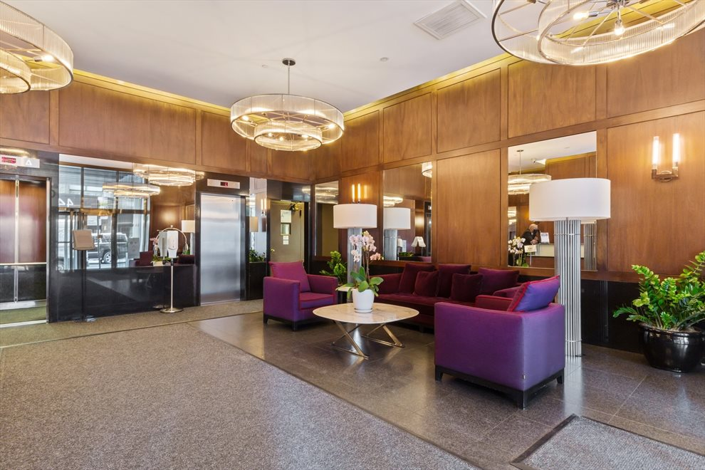 The Harmony Apartment Building | View 61 West 62nd Street | Lobby