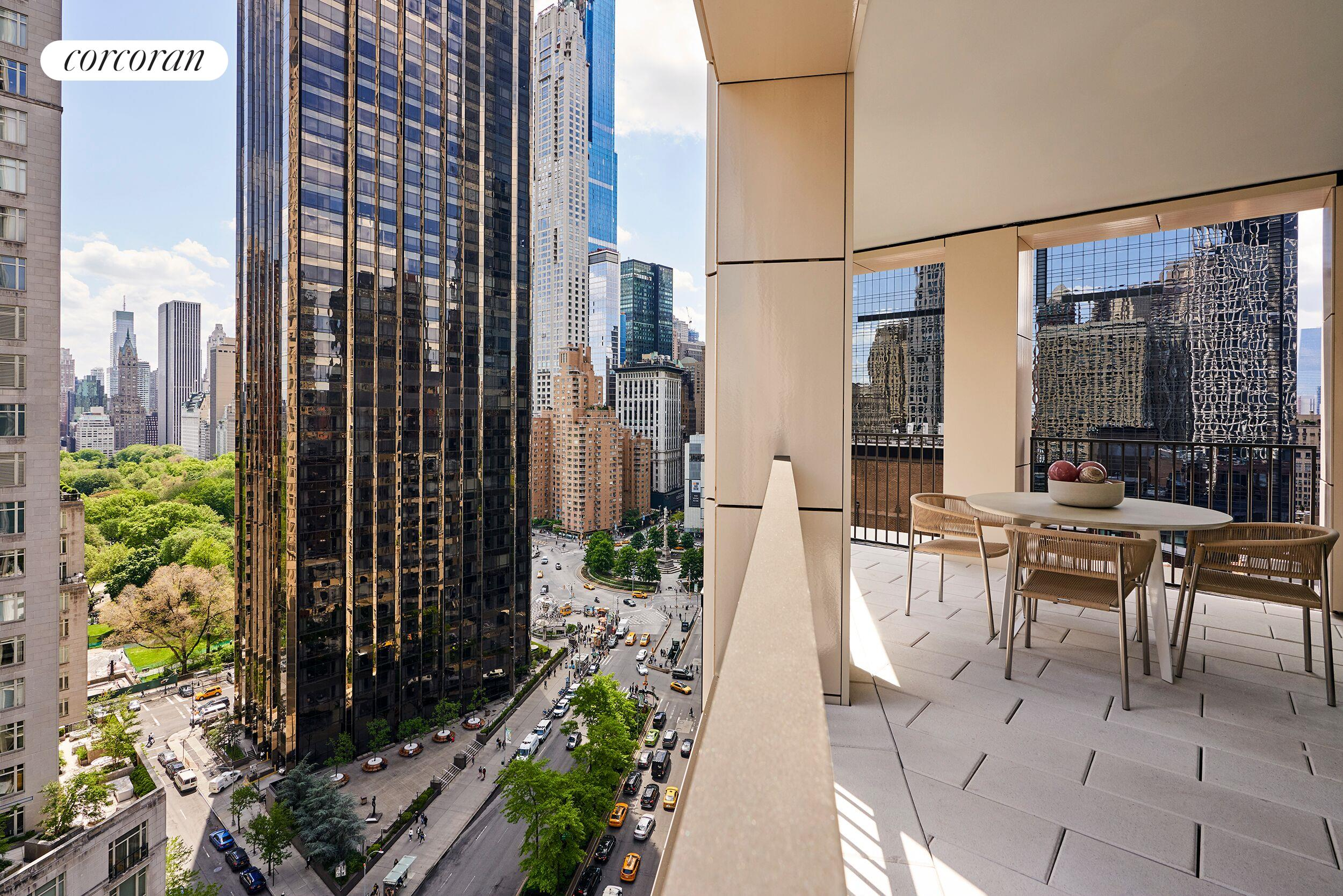 Apartment for sale at 15 West 61st Street, Apt 20A