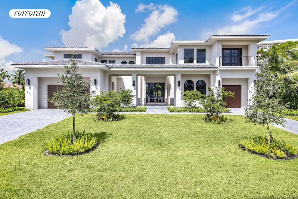 South Florida Real Estate | View 406 Tamarind Drive | 5 Beds, 6.1 Baths