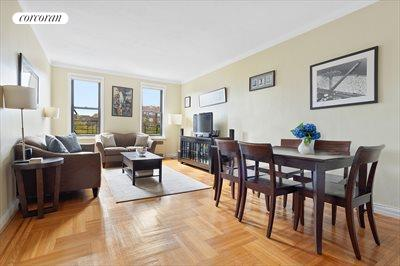 New York City Real Estate | View 415 Ocean Parkway, #4G | 3 Beds, 2 Baths