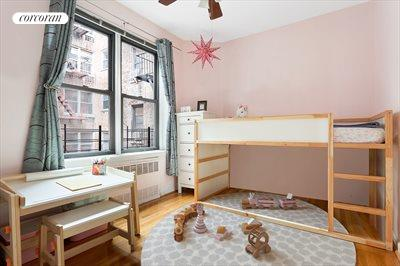 New York City Real Estate | View 415 Ocean Parkway, #4G | Frist Bedroom