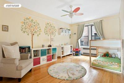 New York City Real Estate | View 415 Ocean Parkway, #4G | Second Bedroom