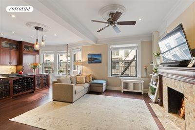 New York City Real Estate | View 310 West 99th Street, #503 | Living Room