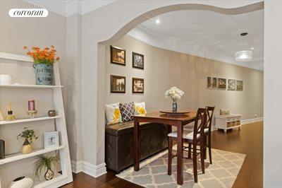 New York City Real Estate | View 310 West 99th Street, #503 | Dining Room