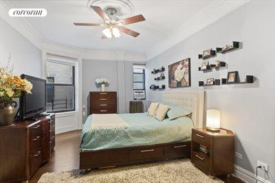 New York City Real Estate | View 310 West 99th Street, #503 | Primary Bedroom