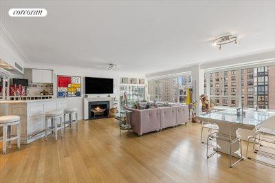 New York City Real Estate | View 200 East 66th Street, #A17-01 | Living Room