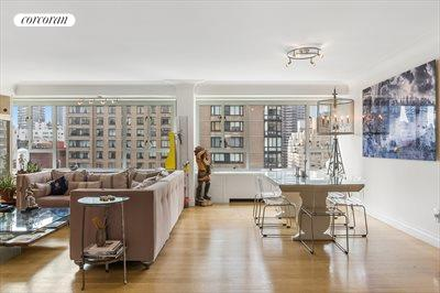 New York City Real Estate | View 200 East 66th Street, #A17-01 | 3 Beds, 3 Baths