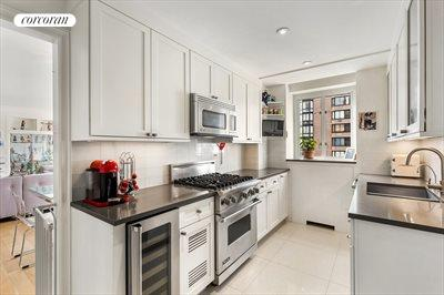 New York City Real Estate | View 200 East 66th Street, #A17-01 | Kitchen