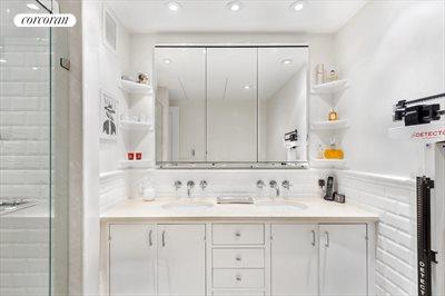 New York City Real Estate | View 200 East 66th Street, #A17-01 | Primary Bathroom