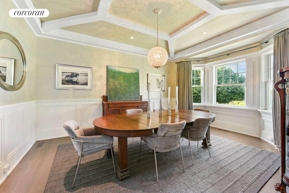 The Hamptons Real Estate | View 1109 Head of Pond Road | Dining
