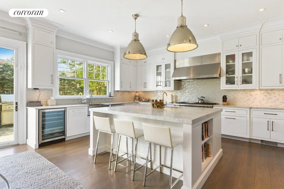The Hamptons Real Estate | View 1109 Head of Pond Road | Kitchen