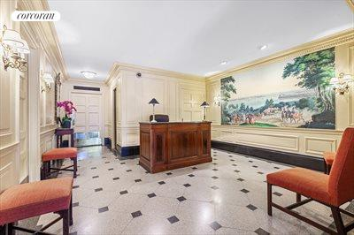 New York City Real Estate | View 125 East 74th Street, #3C | Building Lobby
