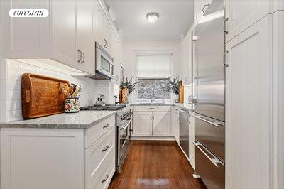 New York City Real Estate | View 125 East 74th Street, #3C | Eat-In Kitchen
