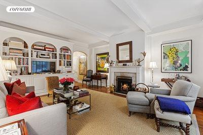 New York City Real Estate | View 125 East 74th Street, #3C | Living Room