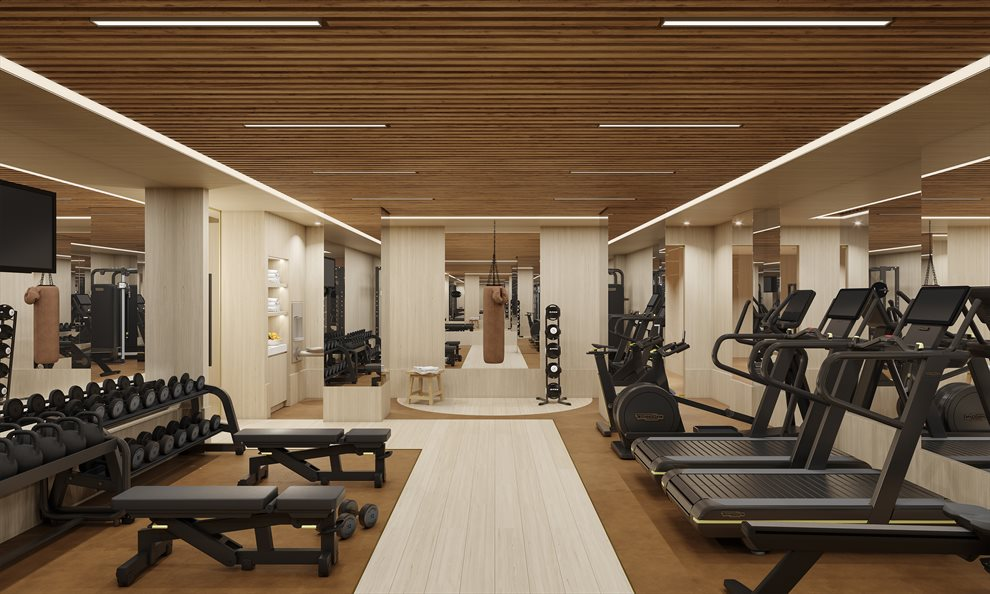 1228 Madison Avenue | Fitness Center with Private Training Studio