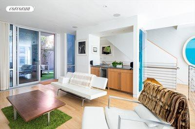New York City Real Estate | View 144 READE ST | Den