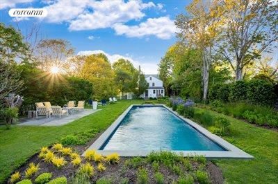 The Hamptons Real Estate | View 384 Main Street | Golden Hour