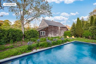 The Hamptons Real Estate | View 384 Main Street | Perennial Gardens