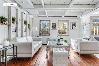 The Hamptons Real Estate | View 384 Main Street | Living Room