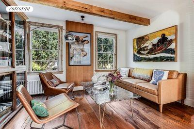 The Hamptons Real Estate | View 384 Main Street | Den