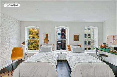 New York City Real Estate | View 111 Saint Felix Street | Full Width Bedrooms Throughout